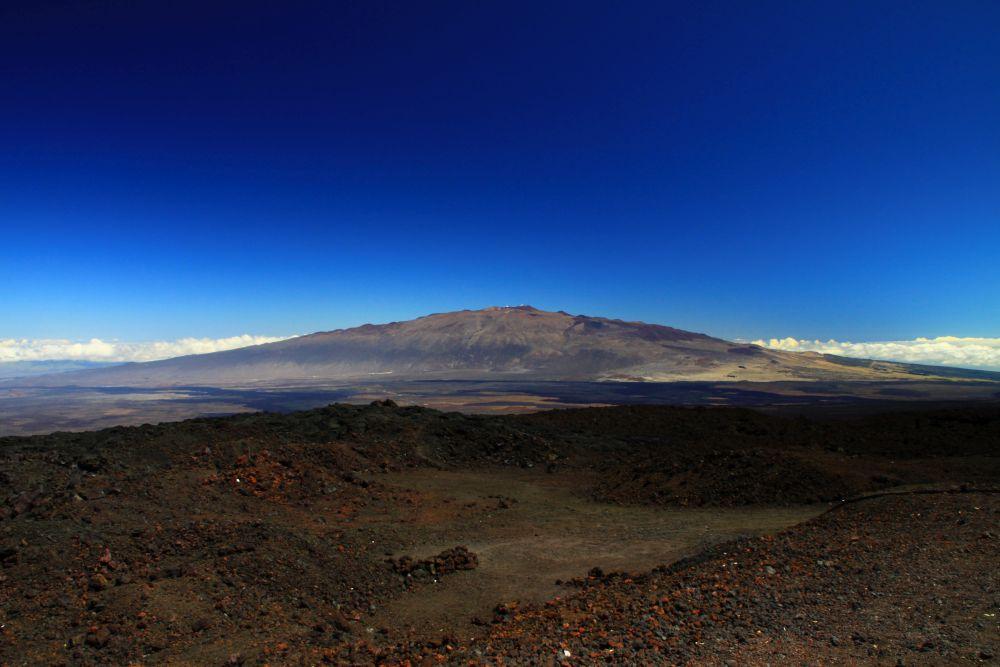 地球で一番高い(?)マウナ・ケア山