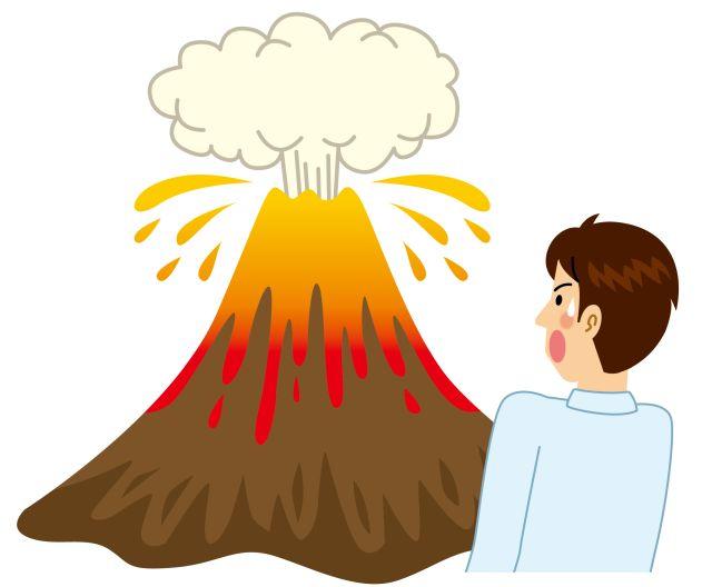 御嶽山が噴火した
