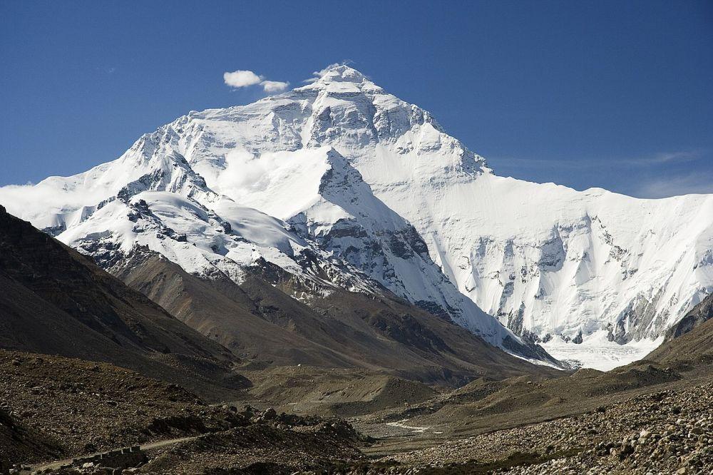 エベレスト北壁